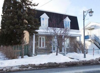 Immobilier Quebec Canada Montreal : Maison/Villa immobilier Canada ...